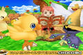 """Nintendo DS - """"Chocobo and the Magic Picture Book""""-Screenshot"""