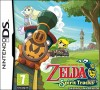 Legend of Zelda: Spirit Tracks Boxart