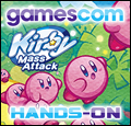 Zur Kirby: Mass Attack Screengalerie
